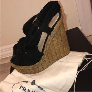 Prada Donna sandals size 7
